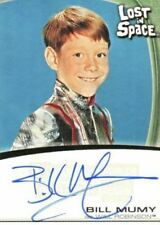 Fantasy Worlds of Irwin Allen Lost in Space Bill Mumy Autograph Card A1