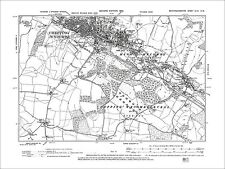 High Wycombe, old map Bucks 1900: 47NW