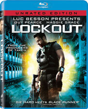 Lockout [New Blu-ray] UV/HD Digital Copy, Widescreen, Ac-3/Dolby Digital, Dolb