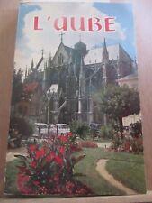 Troyes, Ville d'Art, Capitale de la Champagne et l'Aube touristique/ 1964