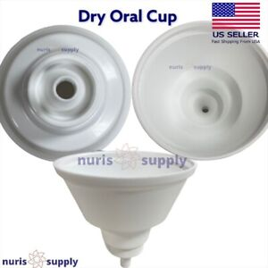 Dental Dry Oral Cup Type Cuspidor Cup Autoclavable #8118 DCI 5840