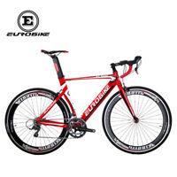 Light Aluminium Road Bike 700C 16 Speed Bicycle Mens Racing Bikes 54cm Cycling