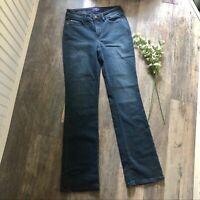 NYDJ   Barbara Bootcut Jeans Womens 6