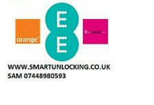 UK EE sold by iphones owner info ...only info provided