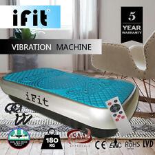 iFit Power Vibration Machine Rock Body Shaper Slim Trainer Platform Fitness Fit