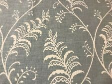 PRESTIGIOUS TEXTILES WHALE WATCHING 100/% COTTON FABRIC CURTAIN CRAFT upholstery
