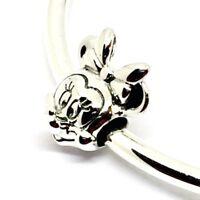 Genuine Authentic Pandora Disney Minnie Portrait Charm S925 ALE
