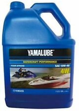 Yamalube Genuine Watercraft Engine Oil: 1 Gallon Yamaha 4 Stroke Pwc/ Sport Boat