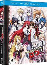High School DxD Born . The Series . Complete Season 3 . Anime . 2 DVD 2 Blu-ray