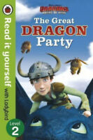 Read It Yourself with Ladybird: Level 2: THE GREAT DRAGON PARTY - NEW