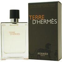 Hermes Terre D'Hermes Edt Eau de Toilette Spray for Men 100ml NEU/OVP