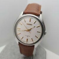 Rare Vintage SEIKO 7000-8000 Men's Manual winding watch 17jewels 1971