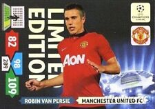 2013/14 Panini Adrenalyn Champions League Robin Van Persie Limited Edition