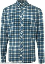 Fred Perry Men's Checked Casual Shirts & Tops