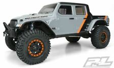 "Proline 2020 Jeep Gladiator Clear Body, for 12.3"" Wheelbase Scale Crawlers"