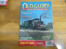 OLD GLORY MAG #32 OCT 92 GARRETTS THORNYCROFT GRANTHAM CANAL WINKLEIGH BUSES