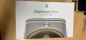 Google Daydream View VR Virtual Reality 3d Headset - Snow White