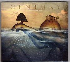Century - Red Giant CD digipak
