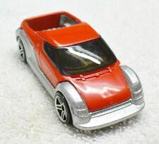 2001 HOT WHEELS-Red Diecast Honda Spocket Pick-Up Truck-Malaysia