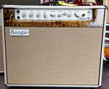 MESA BOOGIE CALIFORNIA TWEED WITH QUILTED MAPLE TIGER EYE STAIN