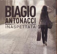 BIAGIO ANTONACCI - Inaspettata - CLUB DOGO 2 CD 2010 DELUXE EDITION NEAR MINT