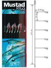 MUSTAD Mini crevettes taille 6 / pêche en mer