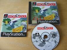 Monopoly (Sony PlayStation 1, 1997) - European Version - FREE UK P&P