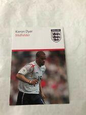 Spelerskaart Topspieler England Kieron Dyer