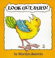Kids fun book gr K-2:Look Out Bird! snail hits bird,who bumps frog,who scares be