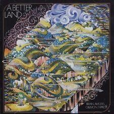 Better Land [Castle Bonus Track] by Brian Auger's Oblivion Express (CD) NEW