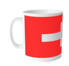 Svizzera bandiera tazza