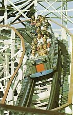 KENNYWOOD PARK~THUNDERBOLT ROLLER COASTER-PITTSBURGH,PA