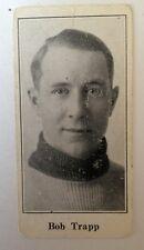 1924-26 V128-1 Paulin's Candy Hockey Card #42 - Bob Trapp