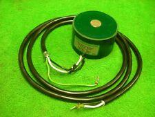 TRACK WELDER FUSION MACHINE COIL 0511 120V 50/60HZ