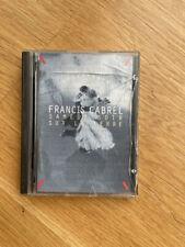 Minidisc Francis Cabrel Samedi soir sur la terre album music