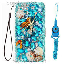 For Samsung Galaxy S20 PLUS Phone Case Bling luxury Leather stand wallet cover