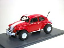 Neo Scale Models 45895 VW Off-Road Käfer BAJA BUG Buggy rot/weiß, 1/43