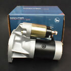 Genuine Machter Starter Motor for Nissan Navara D21 D22 TD24 TD27 Terrano Urvan