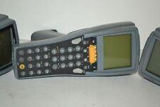 Lot Of 3 Intermec 2415 Barcode Scanner Trakker 2415A4135054704