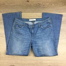 Abercrombie & Fitch Emma Stretch Bootcut Womens Jeans Size 12R Fit W35 (EE14)