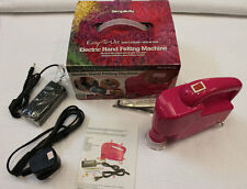 Hand Felting Machine simplicity UK Stock Fast Delivery RRP £99