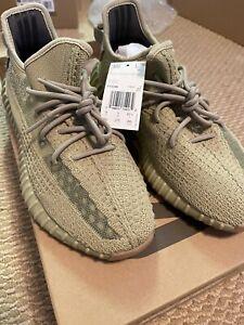 Adidas Yeezy Boost V2 Sulfur Size 9.5 Authentic Rare Vintage VTG DS Kanye West