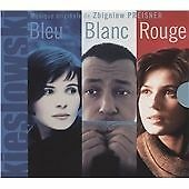 ZBIGNIEW PREISNER - TROIS COULEURS TRIOLOGY: BLEU, BLANC, ROUGE [ORIGINAL FILM S