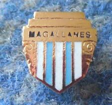 MAGALLANES FC CHILE FOOTBALL FUSSBALL SOCCER 1980's SMALL ENAMEL PIN BADGE