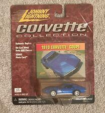 Johnny lightning 1970 corvette coupe