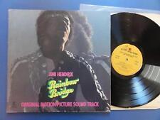 JIMI HENDRIX rainbow bridge soundtrack REPRISE 71 A1B1 LP EX