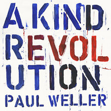 Paul Weller a Kind Revolution Album CD out 12th May