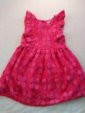 Genuine Kids Oshkosh Girls Sz 2T Purple Pink Lace Overlay...