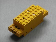 Lego Electric - Yellow 4.5v Motor - 2 Pins - Trains / Vehicles (x469b) - 25