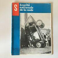 Revista Seguridad Nacional de La Carretera N º 57 Mai 1959